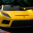 Saleen S5S Raptor by James Howe