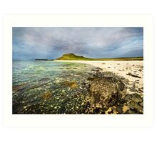 Corel Bay - Isle of Skye - Scotland Art Print