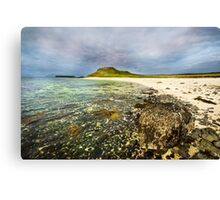 Corel Bay - Isle of Skye - Scotland Canvas Print