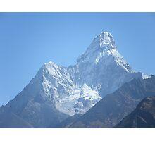 Ama Dablam, Everest Region, Nepal Photographic Print