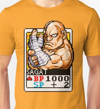 Sagat - Street Fighter Unisex T-Shirt