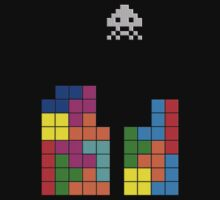 Tetris Invasion by michaelpassa