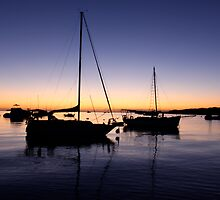 Quindalup 2 by Peter Simpson