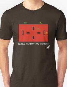 World Dominating Combat Unisex T-Shirt