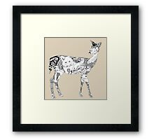 My Wild Side  Framed Print