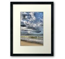 Seascape_6225 Framed Print