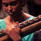 Vainika's fast fingers by richardseah