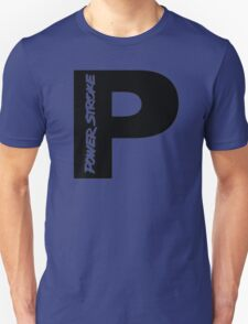 PowerStroke Black Unisex T-Shirt