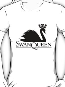 Swan Queen Black T-Shirt