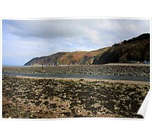 Lynmouth Beach V Poster