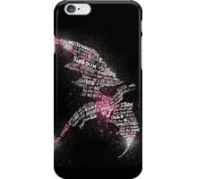 Smaug - Lonely Mountain Song iPhone Case/Skin