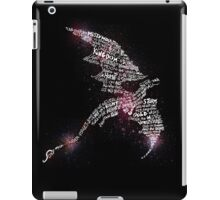Smaug - Lonely Mountain Song iPad Case/Skin