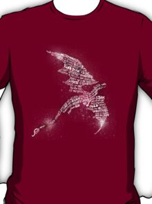 Smaug - Lonely Mountain Song T-Shirt