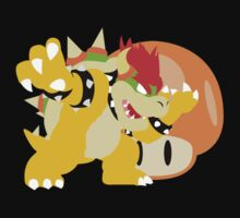 Super Smash Bros Bowser by Dori Designs