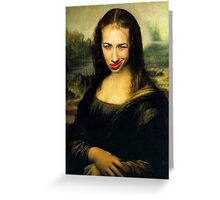 Miranda-lisa. Greeting Card