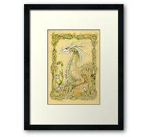 Fantasy Dragon  Framed Print