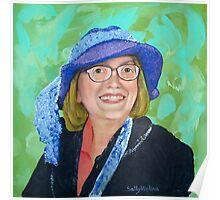 Vernie's Hat Poster
