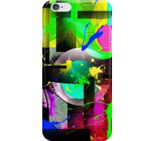 Abstract Urban 4 iPhone Case/Skin