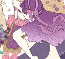 Carousel: New Dream Sticker
