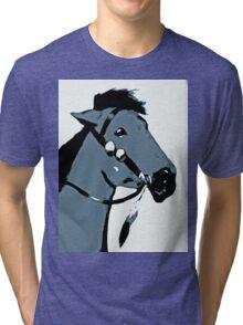 Indian Pony Tri-blend T-Shirt