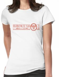 Celebrating 50 Years Womens Fitted T-Shirt