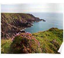 St Ann's Head, Pembrokeshire Poster