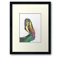 Snake Summoner Framed Print