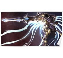 Tyrael - Heroes of The Storm Poster