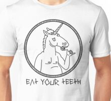 EAT YOUR TEETH Unisex T-Shirt
