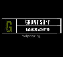Rated G by milpriority
