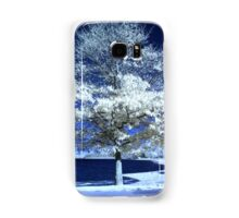 Infrared Tree Samsung Galaxy Case/Skin