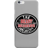 SUPLEX CITY iPhone Case/Skin