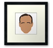 Phil Coulson Framed Print