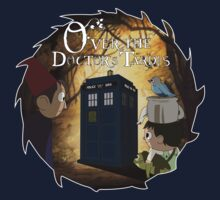 Over The Doctor's Tardis by Robert-E-Acuna