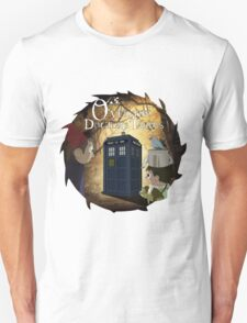 Over The Doctor's Tardis T-Shirt
