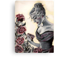 Roses' Grace Canvas Print