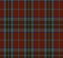00008 MacTavish Red, Thompson Red Tartan by Detnecs2013