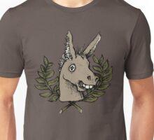 Donkey's Head Bold Unisex T-Shirt