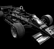 F1 Legend (Lotus) by Stephen  Smith
