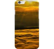 Golden Sunrise iPhone Case/Skin