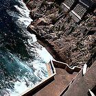 Seaside View in Monaco by rockko