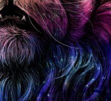 'Leo' By Onyx Art Studios Sticker