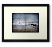 Vintage Summer Framed Print