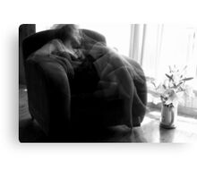 When I'm thinking about you Canvas Print