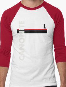 Canonite Men's Baseball ¾ T-Shirt