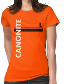 Canonite Womens Fitted T-Shirt