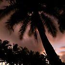 Aitutaki Sunset by Thomas Peter