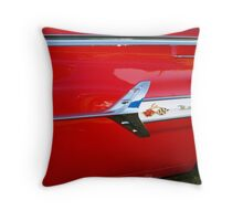 Chevy Nomad Throw Pillow