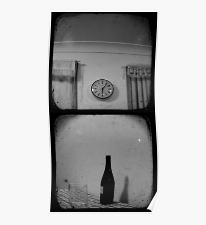 Happy Hour - TTV Diptych Poster