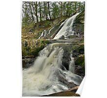 Dead Creek Falls - Vertical Poster